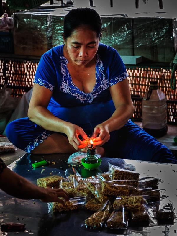 sellado artesanal (Jose Luis Rubio Perez)