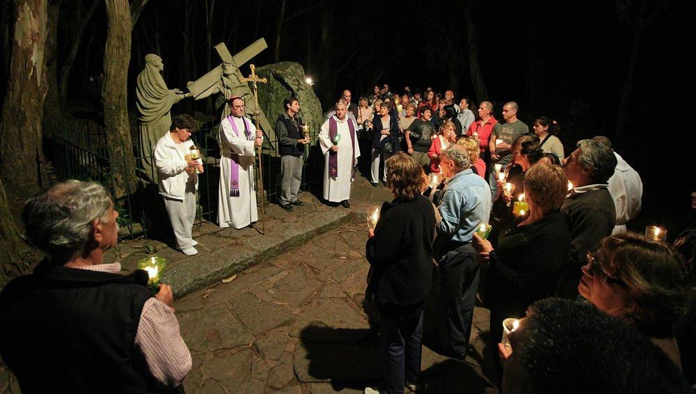 Semana Santa en Tandil I (Luis Felipe García Bergara)