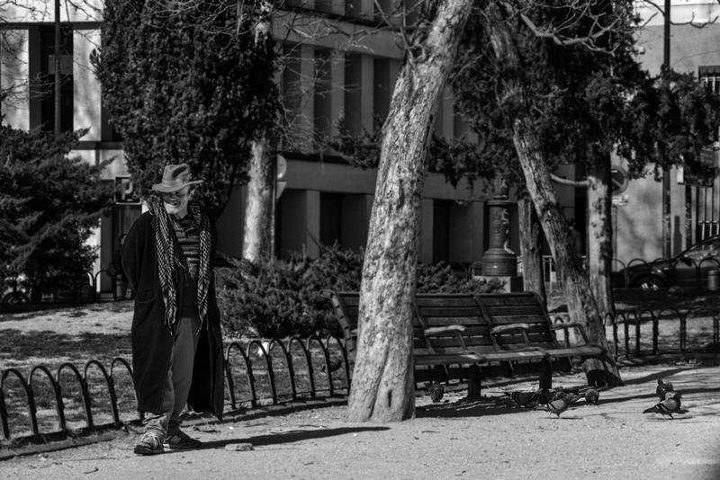 señor vagabundo (Jose Luis Rubio Perez)