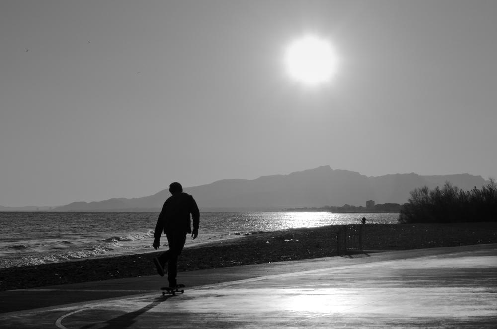 Skateboarding (Abrahan Manuel Francisco)