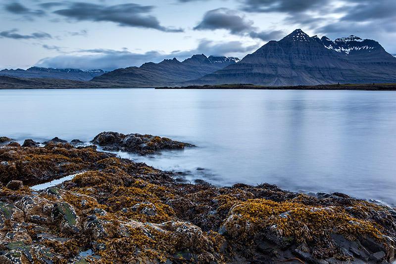 Sol de media noche, Islandia 115 (david Pérez Hens)