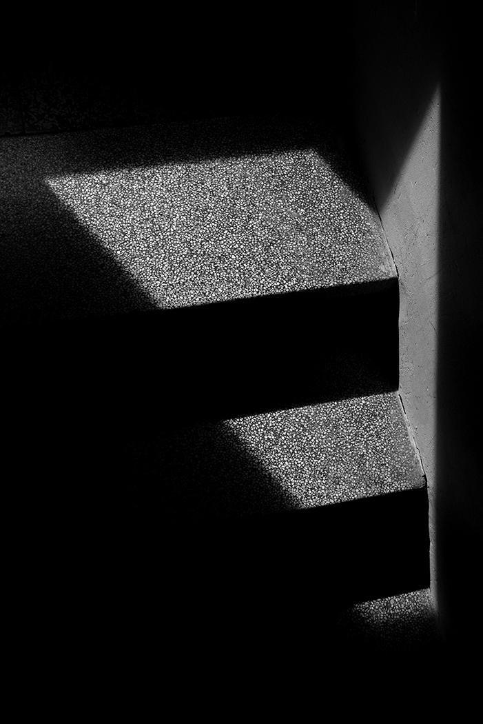 Sol en la escalera (II) (Salvador Solé Soriano)