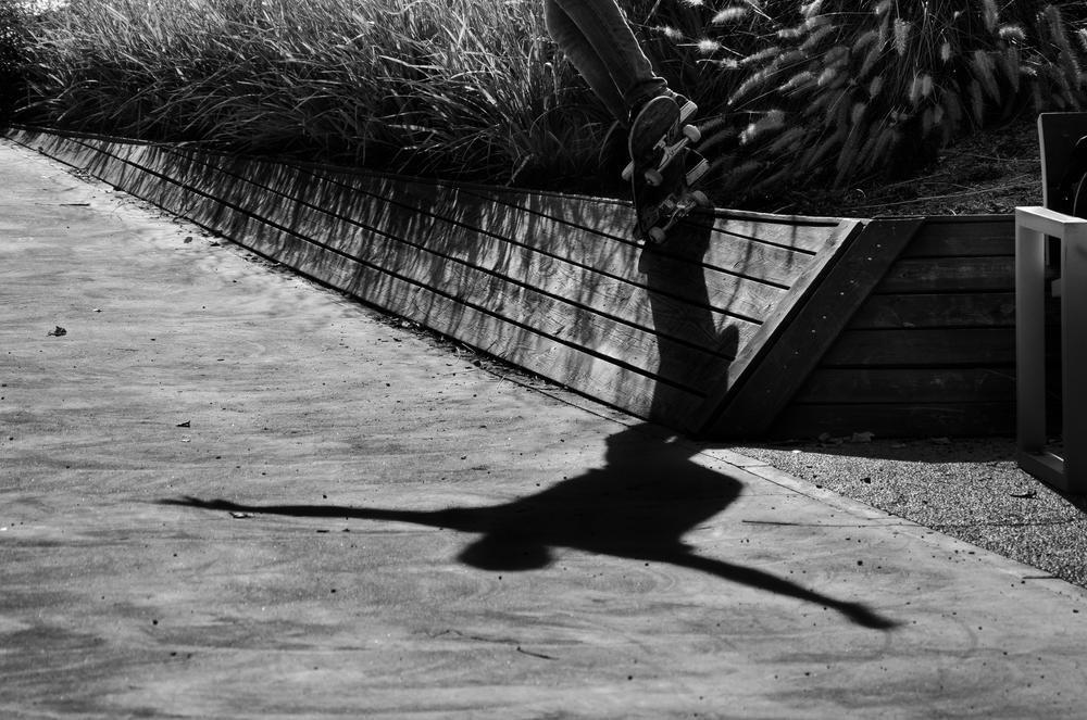 sombras que patinan (Abrahan Manuel Francisco)