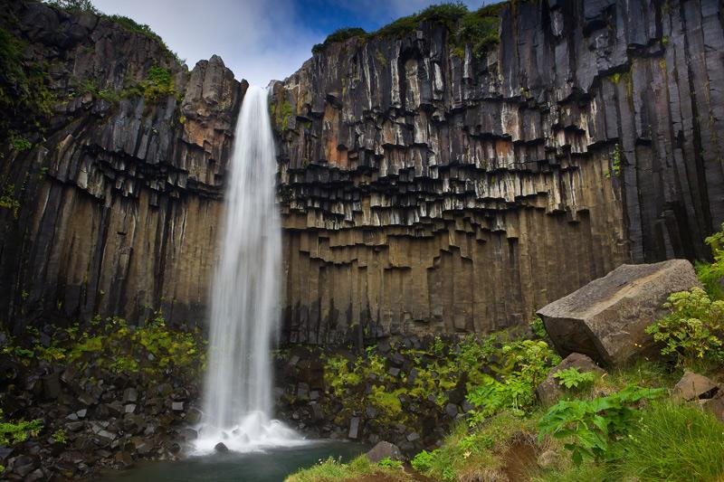 Svartifoss, Islandia 13 (david Pérez Hens)