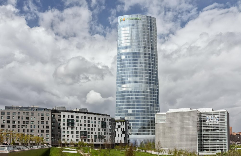 Torre Iberdrola de Bilbao