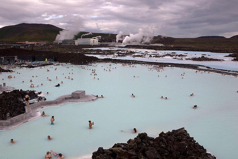 Un baño relajante, Islandia 57 (david Pérez Hens)
