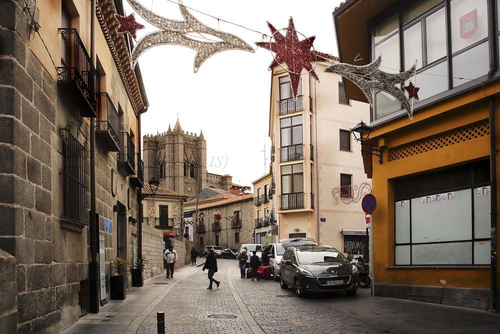 Un paseo por Ávila II (Txema Bacaicoa (Colectivo IS))