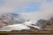 Uno de los brazos del pulpo blanco. Islandia 178