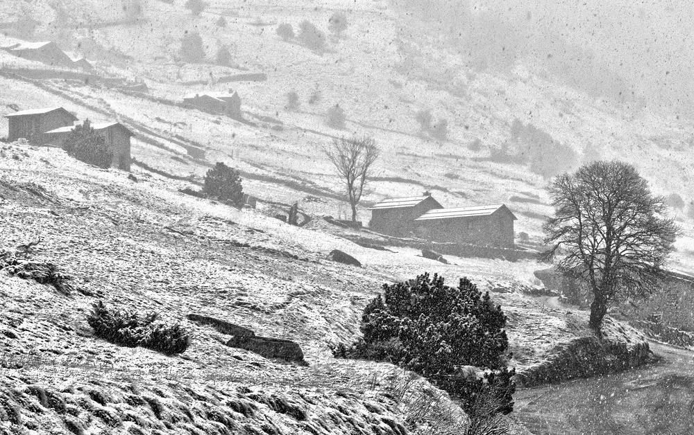 Vall d´Incles, nevada de Mayo (Salvador Solé Soriano)