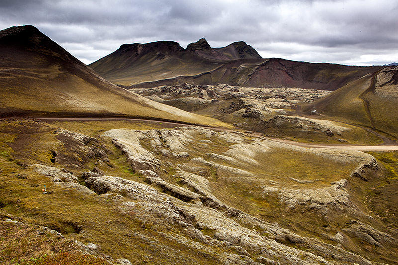 Verdes de Landmanalaugar. Islandia 70 (david Pérez Hens)