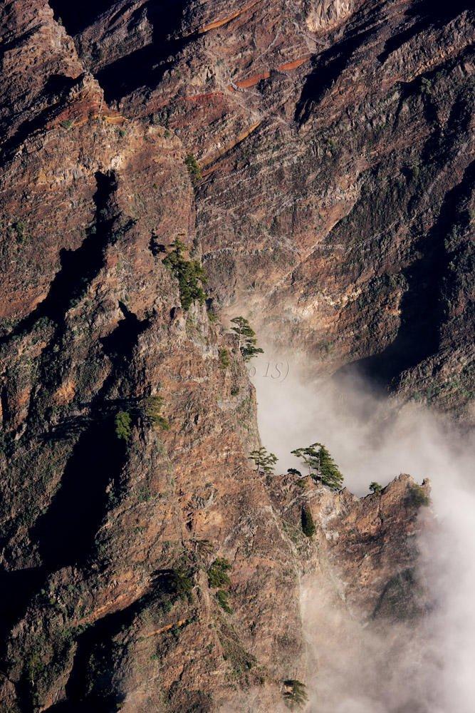 Vértigo en la caldera II (Txema Bacaicoa (Colectivo IS))