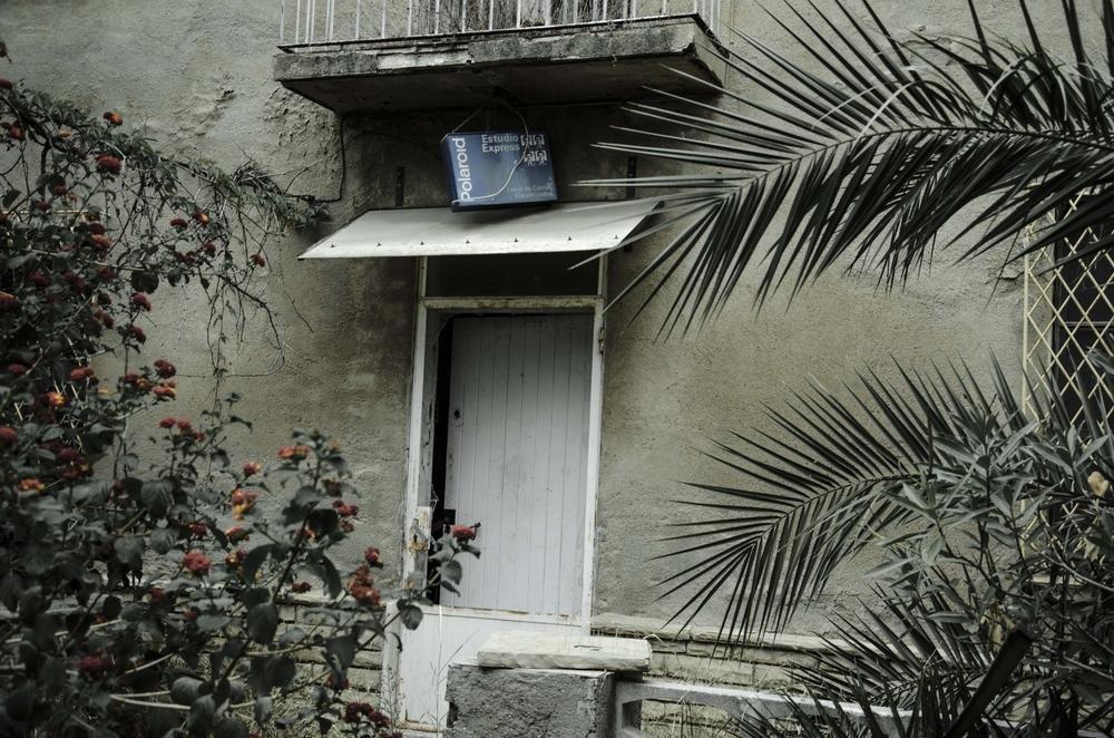 vieja tienda Polaroid (Abrahan Manuel Francisco)
