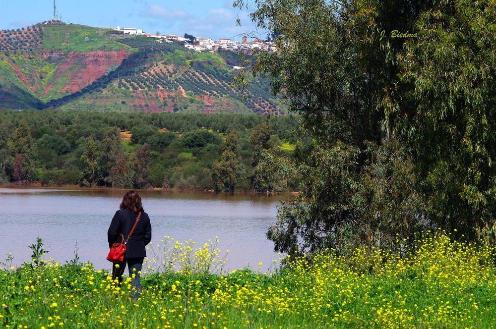 Vilches desde el Gudalén (José Biedma López)