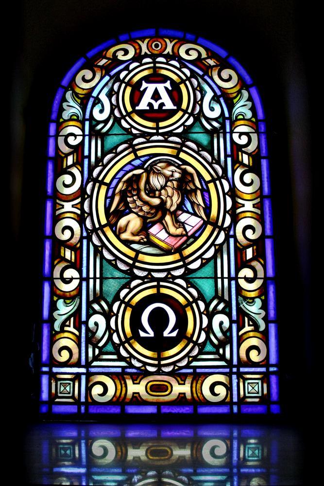 Vitrales Monasterio Santuario de Queralt (Alberto Arcos Hurtado)