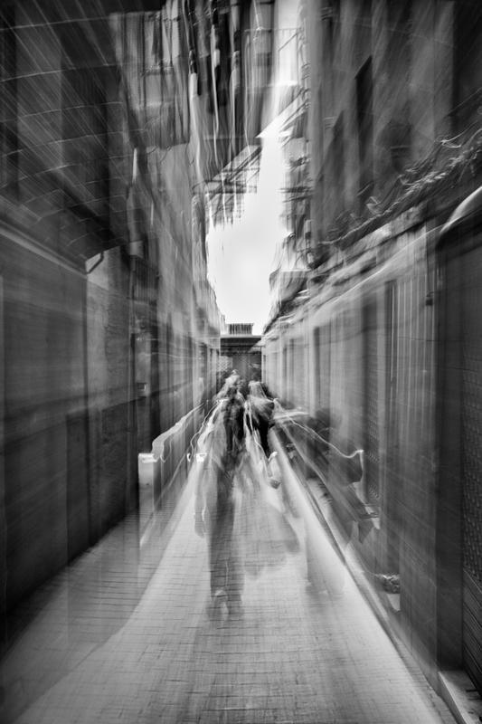 zoom en blanco y negro (Jose Luis Rubio Perez)